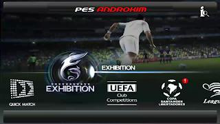 تحميل لعبة PES 2012 MOD PES 2019 للاندرويد / تحميل بيس 12 مود بيس 2019 dwanlood PES 2019