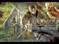 Resident Evil 4 Mod Apk + Data (Full Unlimited) Terbaru