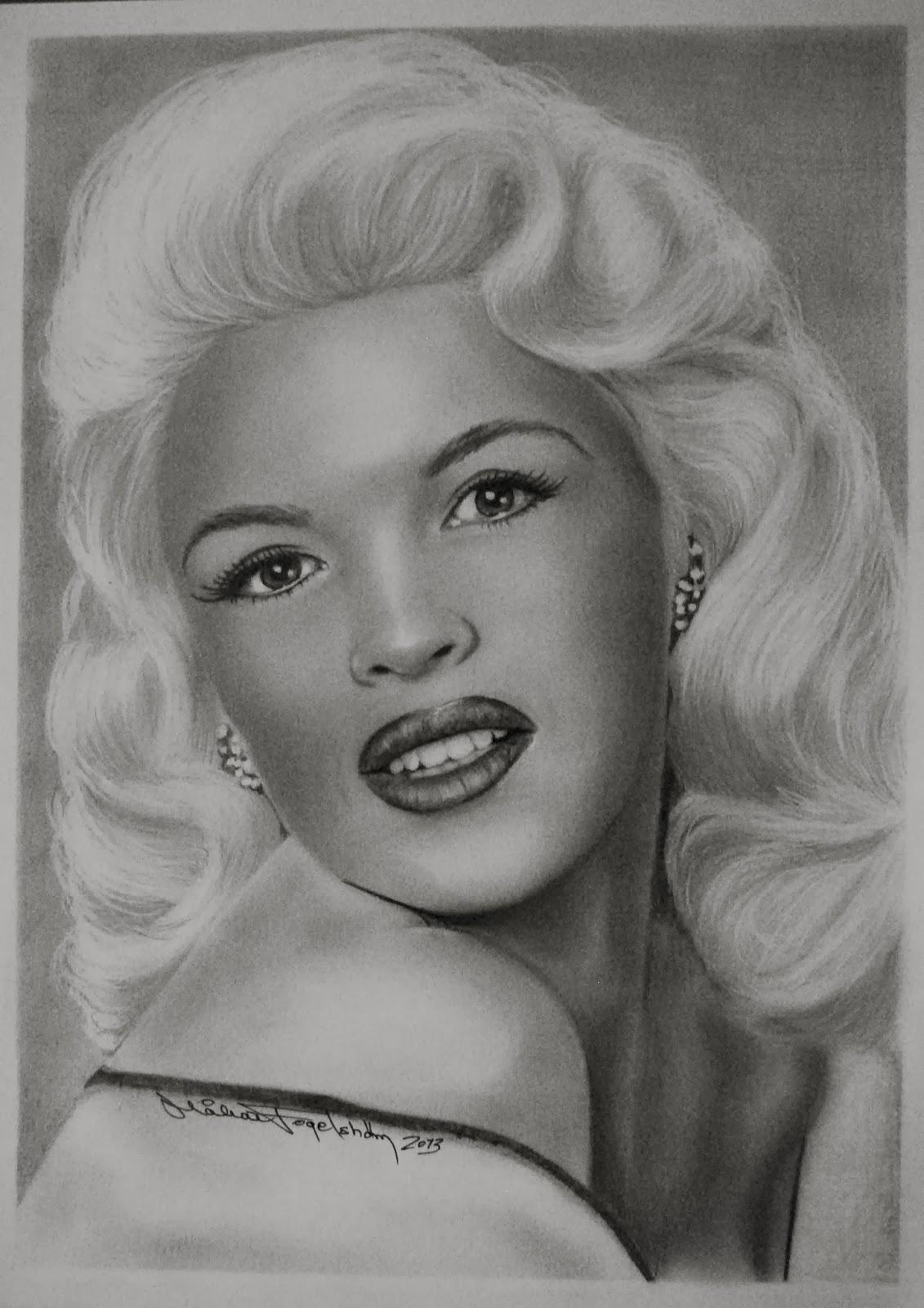 Blond amerikansk skådespelerska