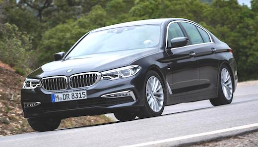 2019 BMW 5 Series Rumors