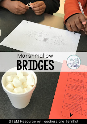 STEM Challenge: Easy prep and easy materials and great fun!