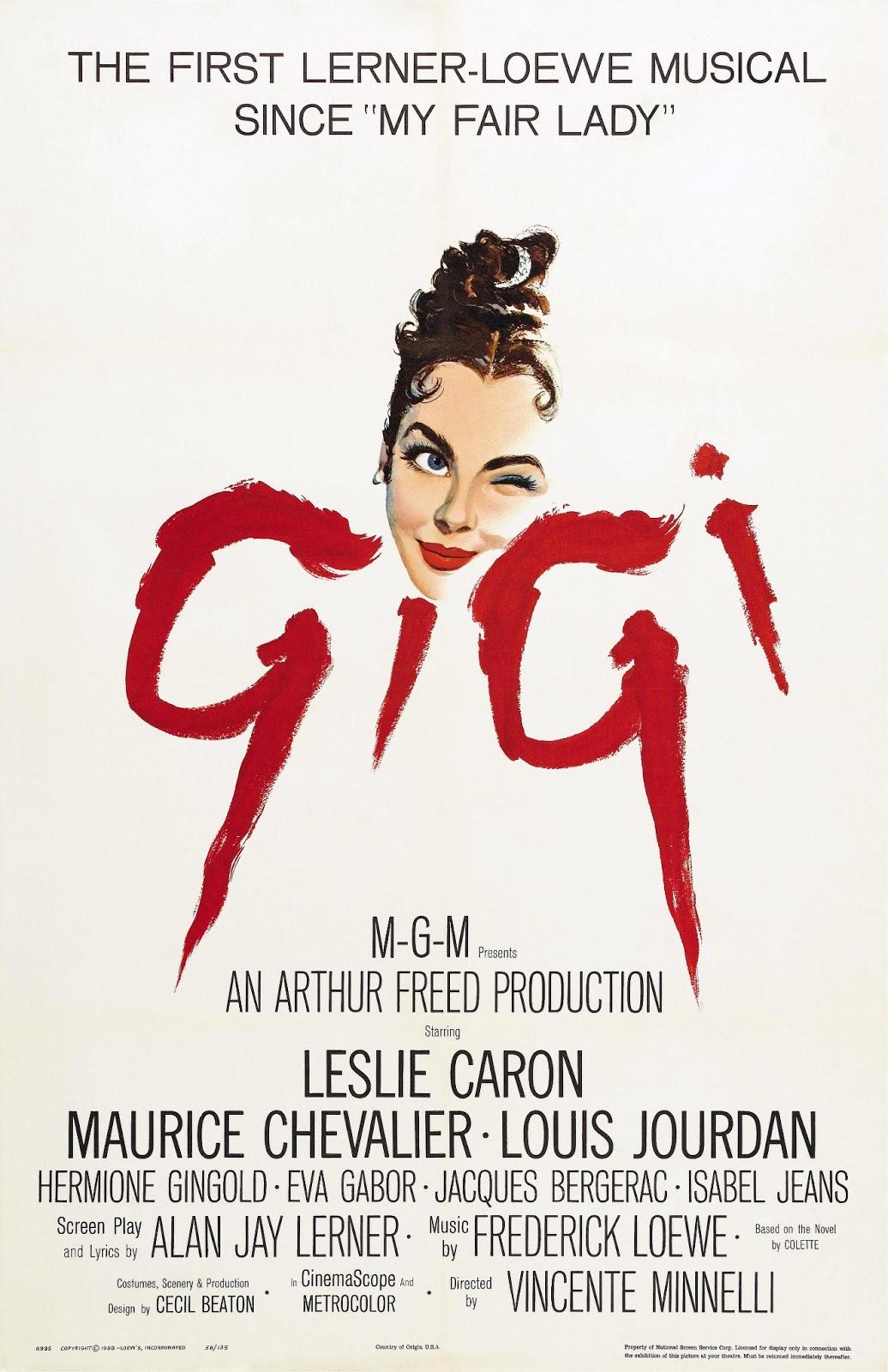 4a2f07889f23 Film Trailers World  Gigi