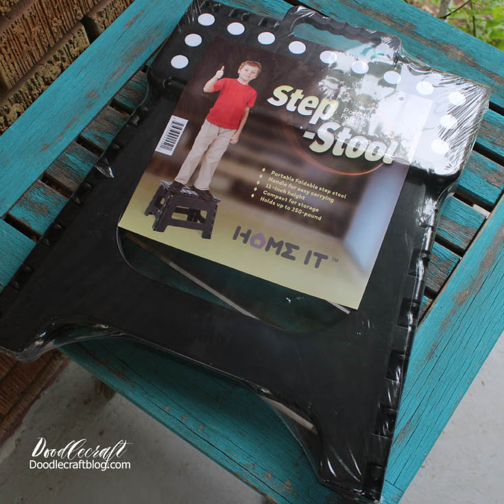 Doodlecraft Reach For The Stars Step Stool