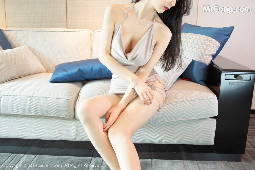 Image XIUREN-No.1141-Xiao-Reba-Angela-MrCong.com-008 in post XIUREN No.1141: Người mẫu Xiao Reba (Angela小热巴) (61 ảnh)