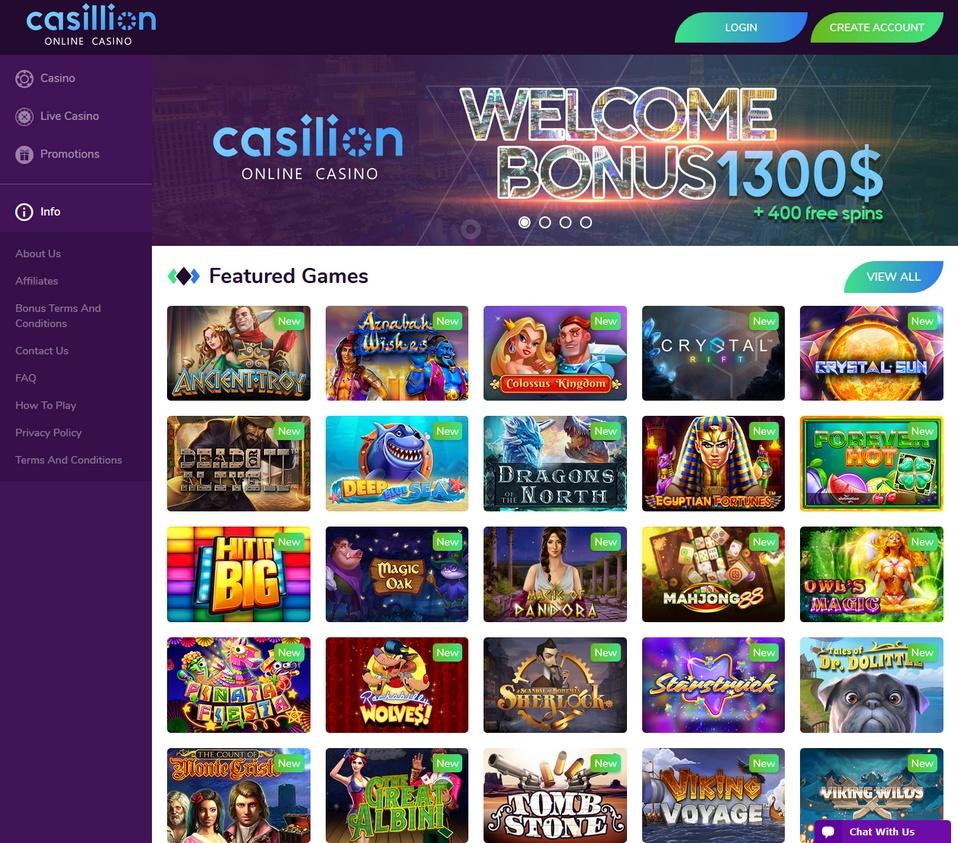 Casillion Screen