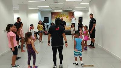 Center Shopping Rio promove circuito de atividades Agita Kids
