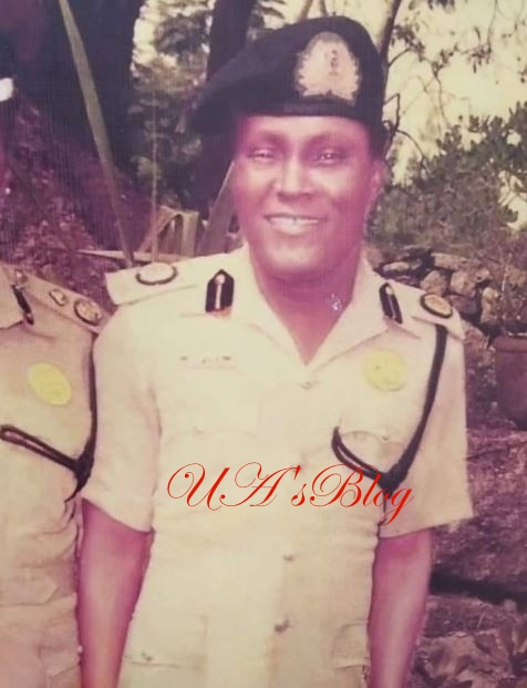 Throwback Photo: Atiku Abubakar As A Young Customs Officer In Early 80s