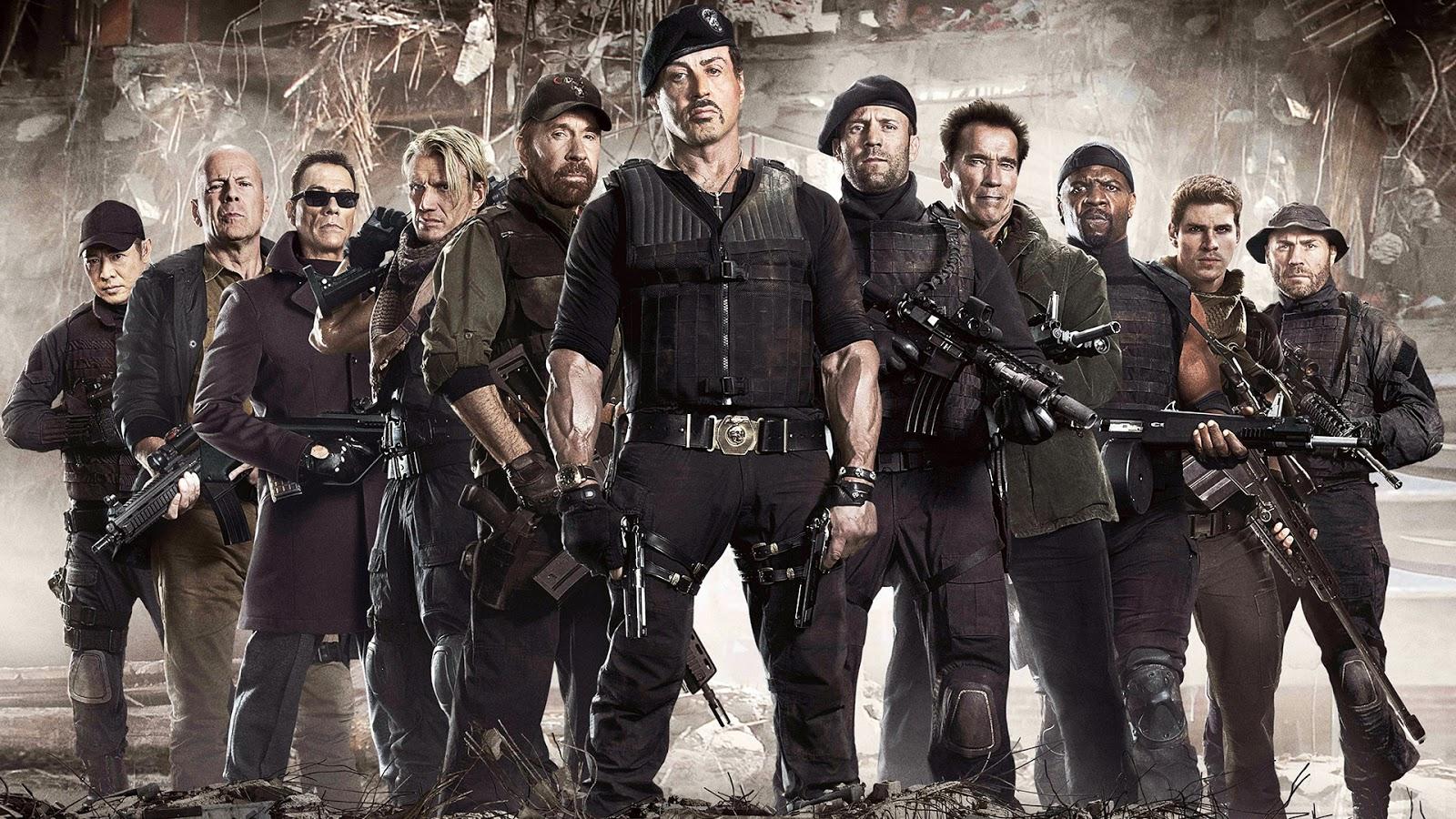 I mercenari - The Expendables (2010) Film Completo …