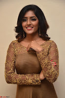Eesha looks super cute in Beig Anarkali Dress at Maya Mall pre release function ~ Celebrities Exclusive Galleries 018.JPG