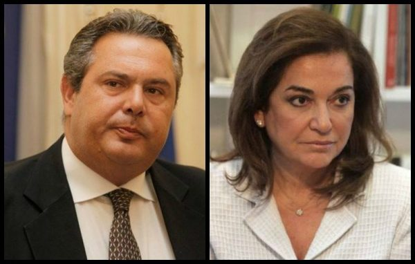 Βουλή - εξεταστική: Αντιπαράθεση Καμμένου - Ντόρας - Οι διάλογοι
