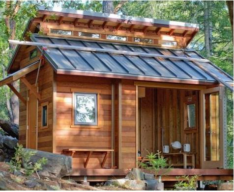 Contoh Desain Rumah Sederhana Kawasan Pedesaan