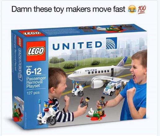 Ya gotta larf Lego