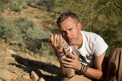 Criaturas Estranhas com Dominic Monaghan - Divulgação