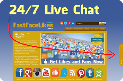 support with 24/7 live chat