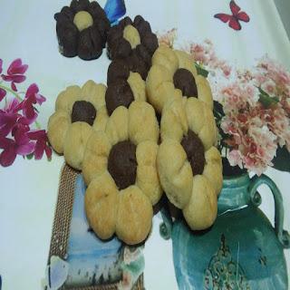 çiçek kurabiye tarifi kurabiye şekilleri