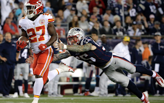 TV Ratings: NFL Kickoff Game Ratings Down From 2016 As Patriots Lose To Chiefs