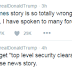 """Donald Trump blasts New York Times, says he didn't try to get """"top level security clearance"""" for his kids"""