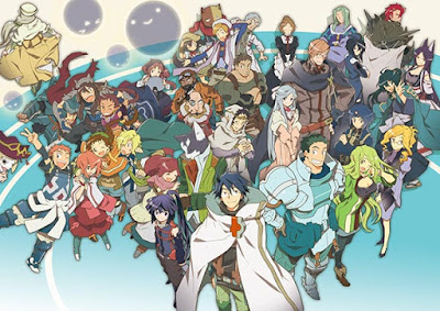 Log Horizon S2 Batch Sub Indo