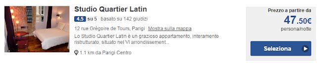 Studio Quartier Latin