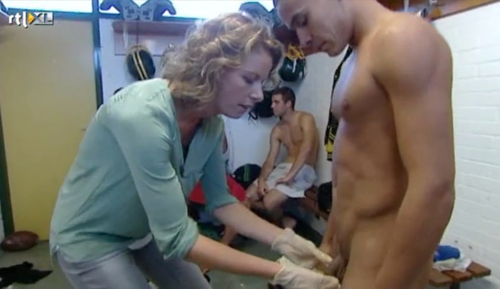 Army physical exams scenes and gay porn 2