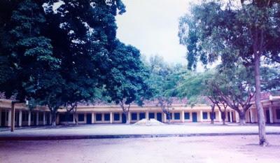Tình cờ qua trường cũ