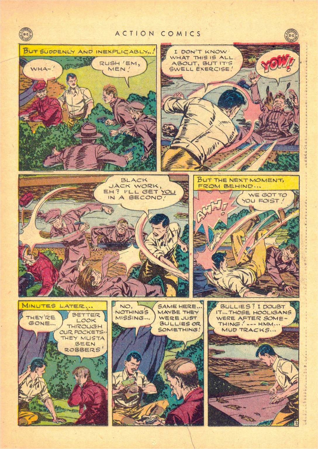 Read online Action Comics (1938) comic -  Issue #80 - 15