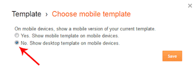 Template-Mobile-Version-Settings