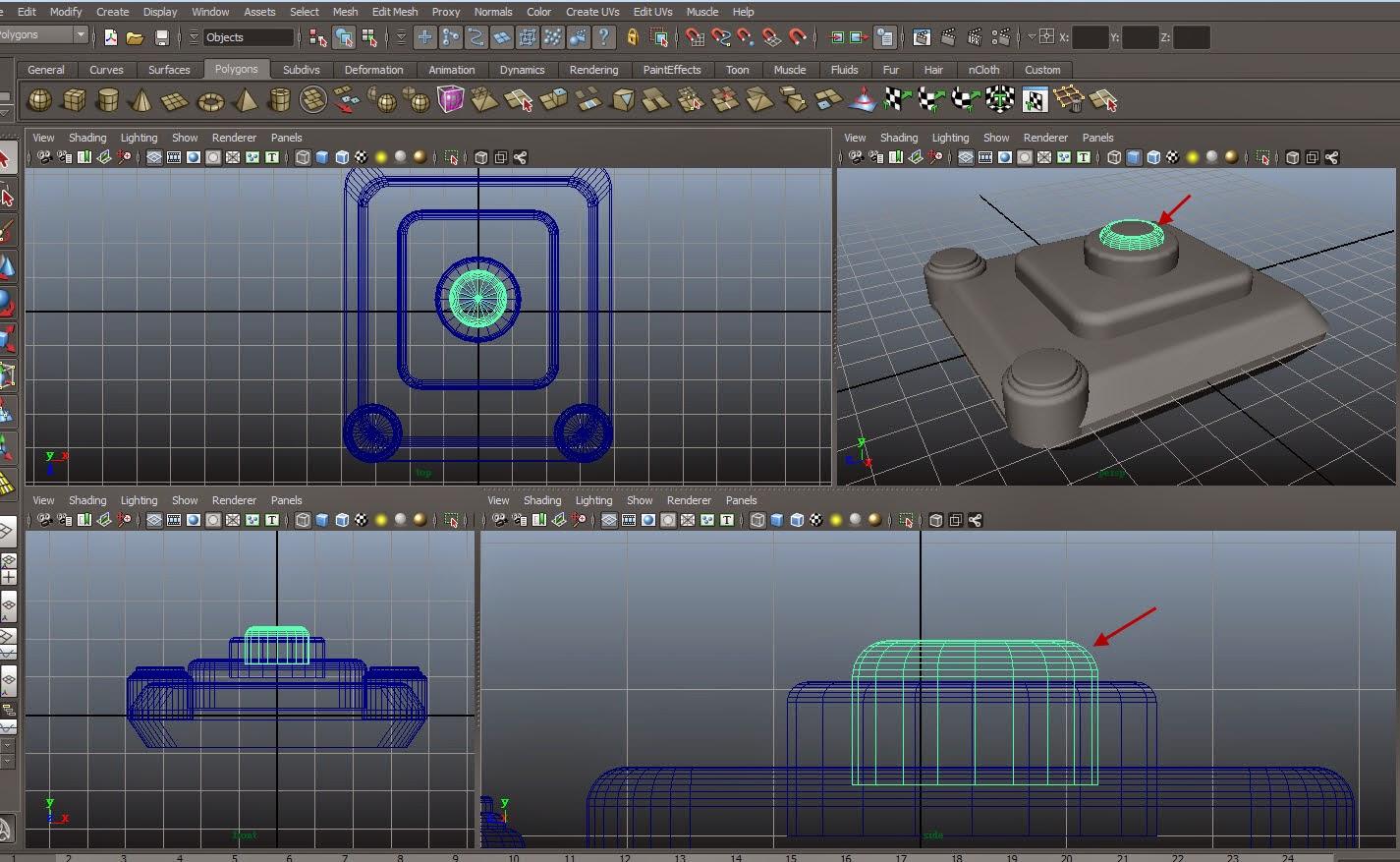 Joystick Modeling 023