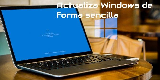 Cómo ACTUALIZAR Windows, aplicaciones y controladores