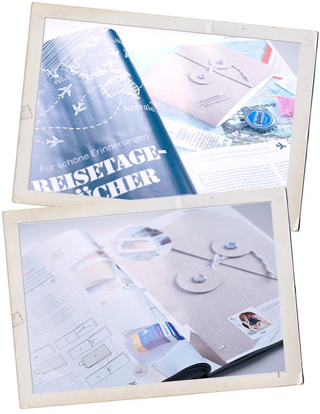 Ynas Design Blog | Ynas Reisebüchlein im Glückswerk Magazin