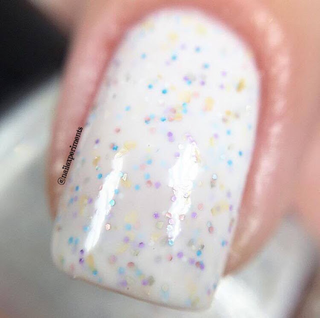 fiendish fancies polish the unicorn from the cabin fever collection