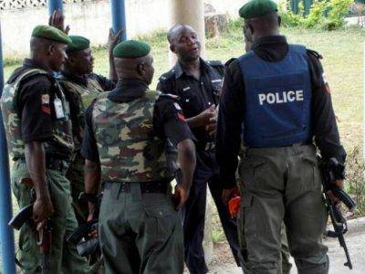 Police In Lagos Arrest more than 40 over Public Nude Dancing