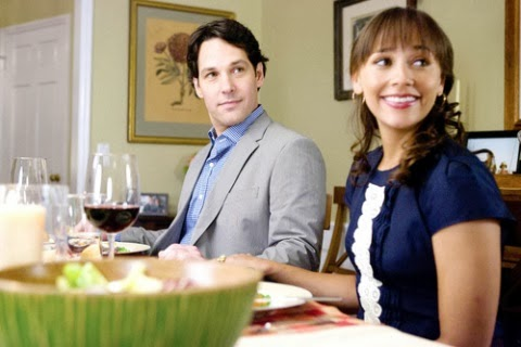 RASHIDA JONES Y PAUL RUDD