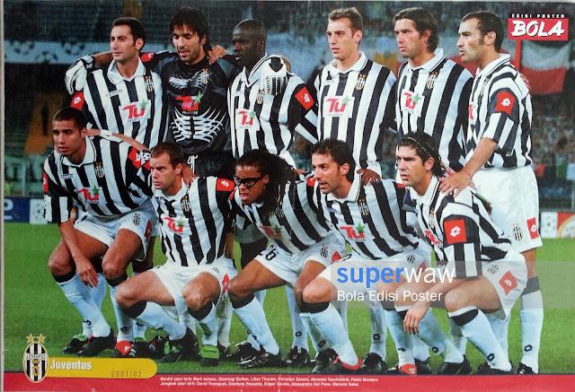 Poster Tim Juventus