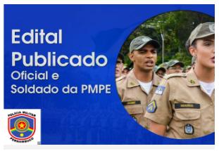CBMPE lança editais para Concurso Público de praças e oficiais