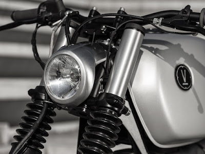 BMW R80RT Custom Light by Vagabund