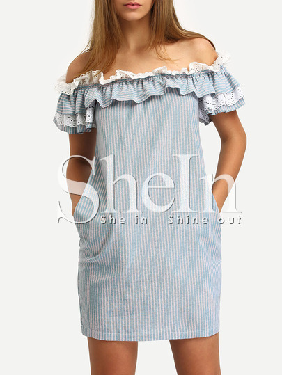 http://es.shein.com/Blue-Off-The-Shoulder-Flounce-Striped-Pockets-Dress-p-270085-cat-1727.html?utm_source=anouckinhascloset.blogspot.com&utm_medium=blogger&url_from=anouckinhascloset