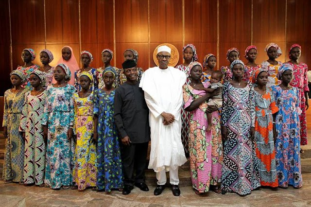 Chibok Girls 3rd Anniversary: We Are Determined to Secure the Freedom of the Abducted Girls - Buhari Writes