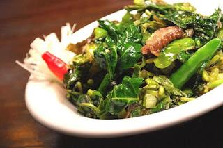 Sayur Pakis Khas Sulawesi Utara