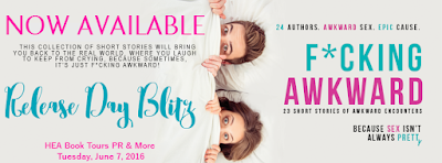 Release Blitz – F*cking Awkward Anthology