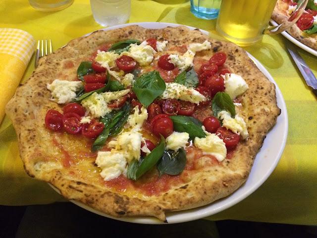Najlepsze pizzerie w Mediolanie