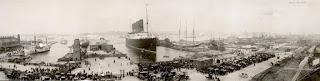 Weaving Fiction Around the Tale of the Lusitania
