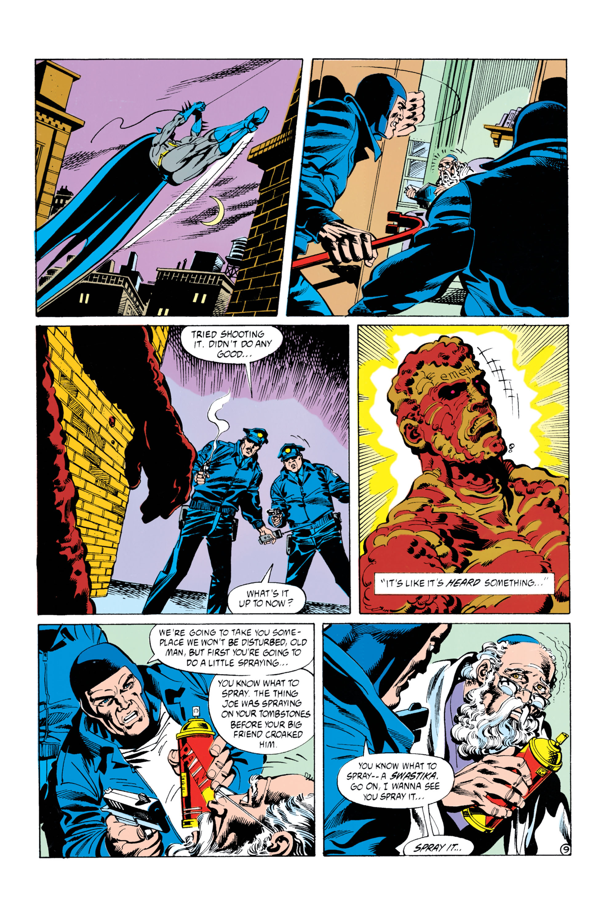 Detective Comics (1937) 632 Page 9