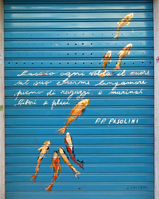Pescheria (Fish Shop) L'Origine, Corso Amedeo, Livorno