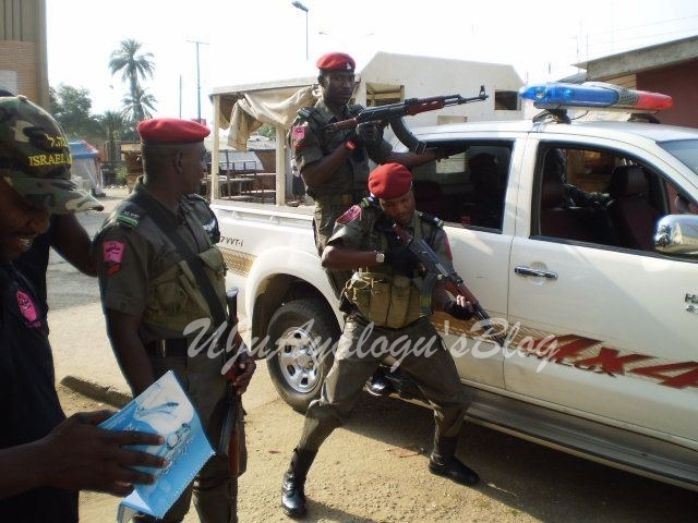 Nigeria Police Ranked as The 'Worst' In The World - Report