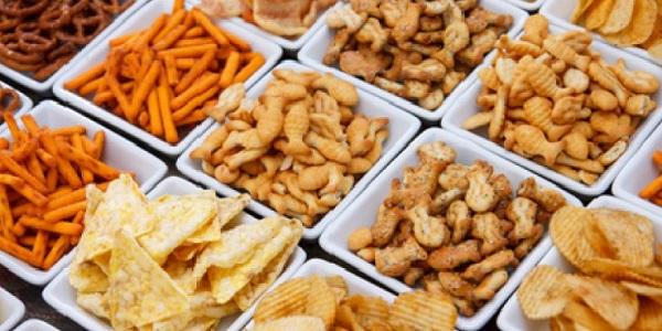 Usaha Makanan Ringan Serba Seribu