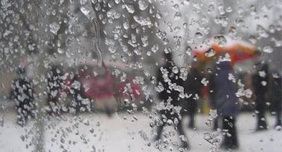 Украину накрыла непогода