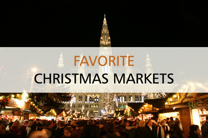 Vienna :: Favorite Christmas Markets