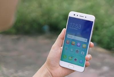 Oppo F3 - Smartphone tầm trung dành cho giới trẻ