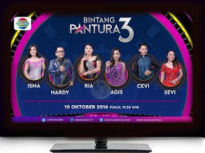 Bintang Pantura 3 Indosiar Babak 24 Besar Grup 4